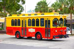 Long Island Trolley Tours